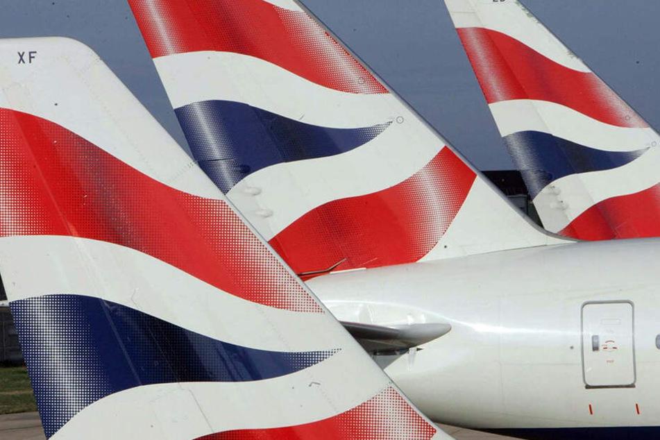 Massiver Pilotenstreik bei British Airways! Fast alle Flüge gestrichen