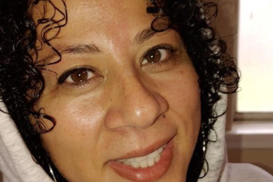 Veronica Guevara-Giron (37) war im achten Monat schwanger, als sie ihr positives Testergebnis erhielt.