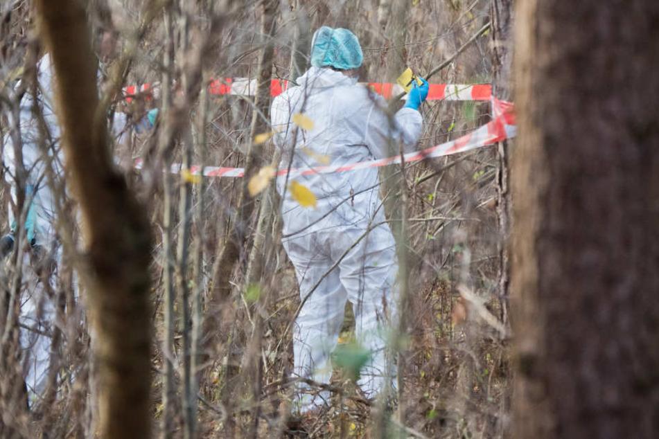 Während erneuter Tatort-Untersuchung: Neue Hinweise zum toten Baby