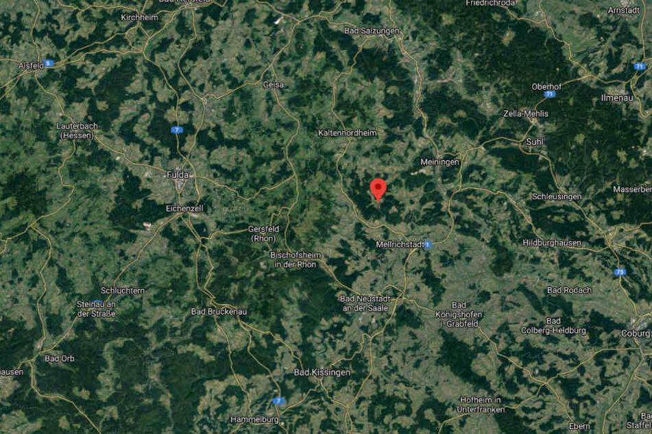 Der Vorfall ereignete sich in einer Förderschule in der unterfränkischen Gemeinde Willmars.