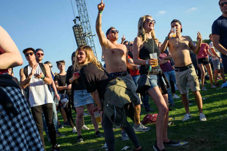Im September heizen die US-Rocker zusammen bin zahlreichen anderen Acts der Festival-Gemeinde ein.
