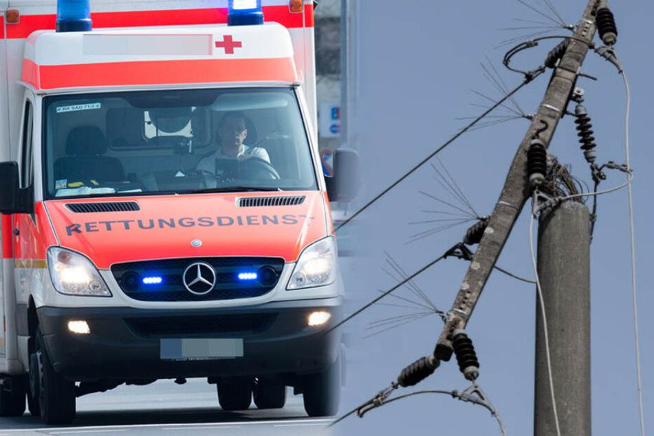 Tödlicher Unfall legt Stromversorgung von ganzer Ortschaft lahm
