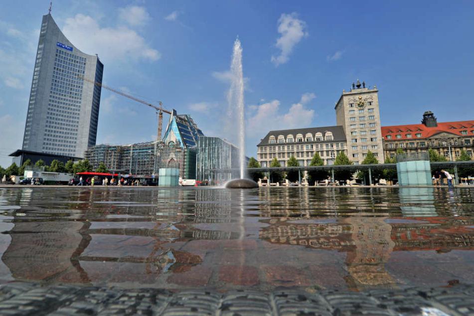 525 Menschen aus dem Ausland wurden 2017 in Leipzig eingebürgert.