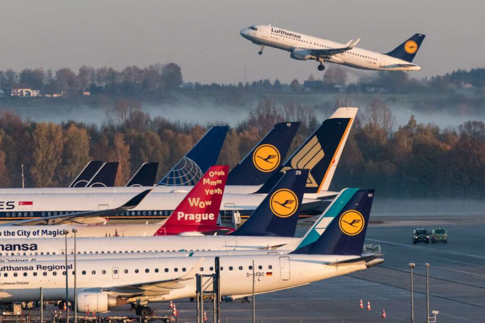 Der zweitägige Streik bei der Lufthansa ist am frühen Morgen beendet worden.