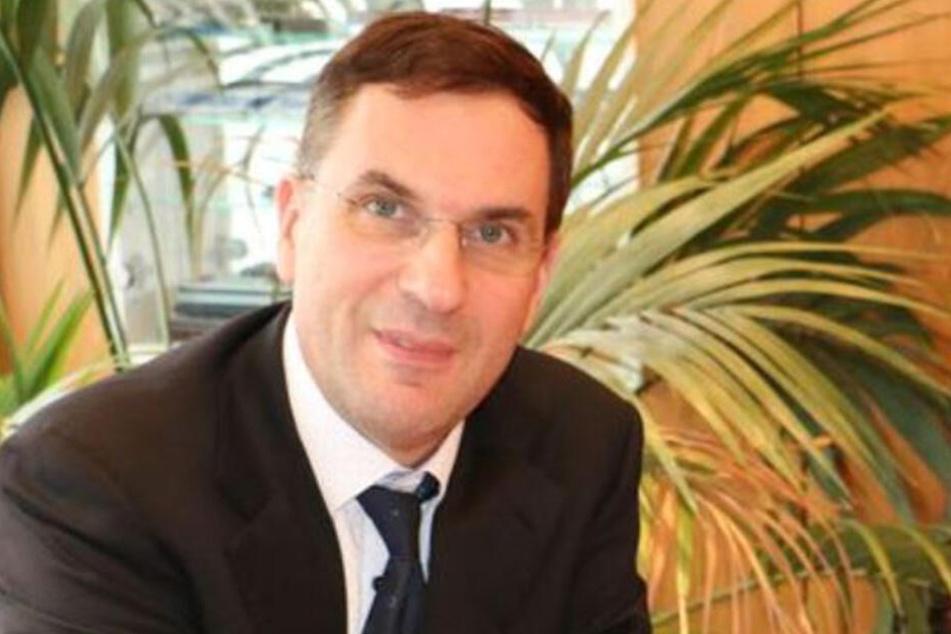 Torsten Sewerin, Chef der Städtebahn Sachsen