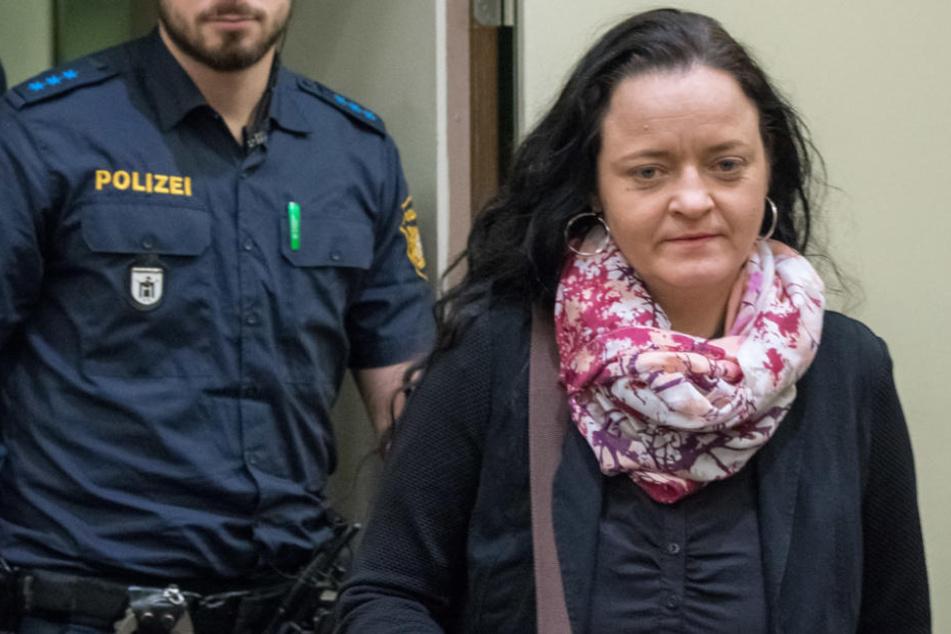 Beate Zschäpe steht in München für die Verbrechen des NSU vor Gericht.