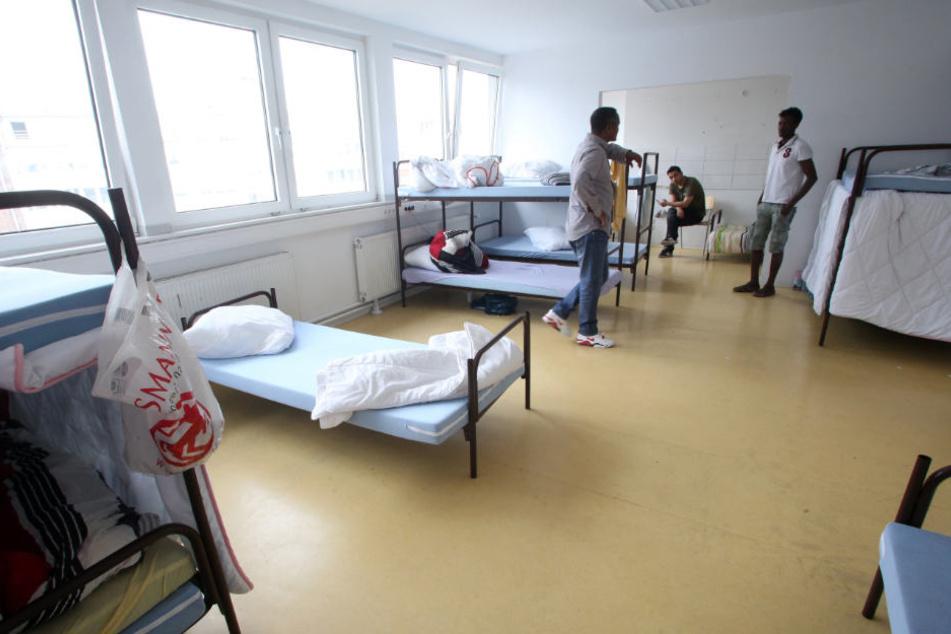 Nach Einbruchsserie: Festnahme in Flüchtlings-Unterkunft