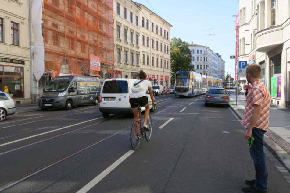 Leipziger AfD fordert Tunnel für die Jahnallee, obwohl die Stadt schon daran arbeitet