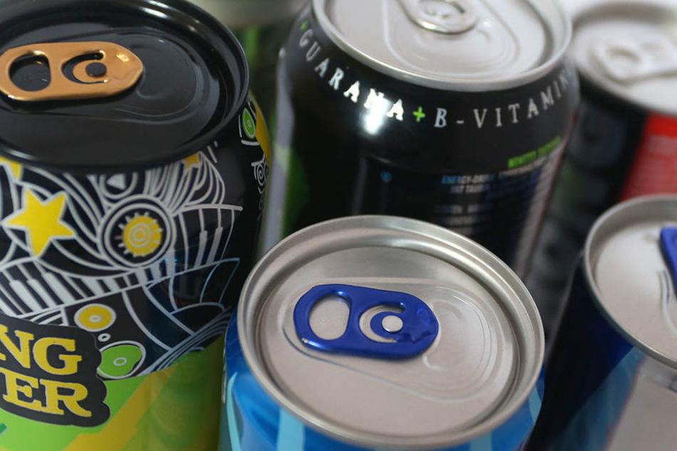 Discounter stoppen Verkauf von Energydrinks an Kinder