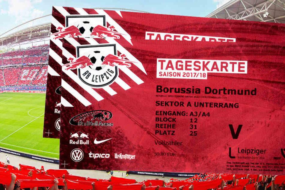 Leipzig Dortmund Tickets