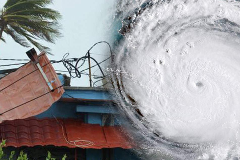 """""""Irma"""" wird immer stärker! Millionen Menschen müssen evakuiert werden"""