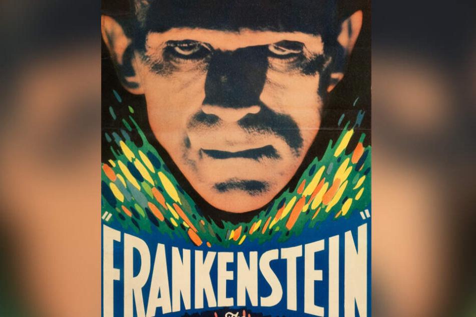 Boris Karloff verkörperte das Monster im Horror-Klassiker von 1931.