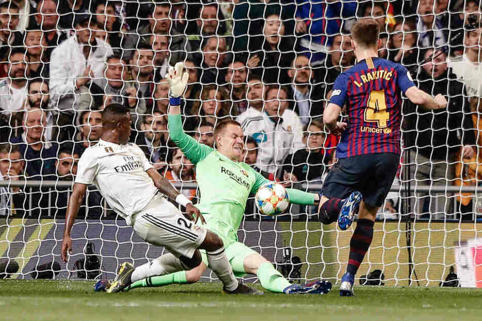 Er gilt als einer der wichtigsten Bausteine im Spiel der Katalanen: Marc-Andre ter Stegen.