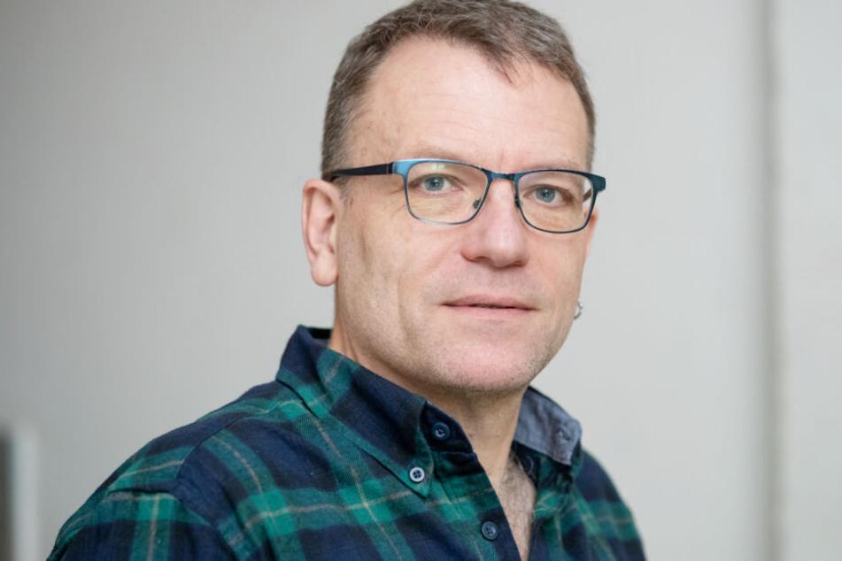 Daniel Köhn ist derzeit Professor für Geologie im schottischen Glasgow.