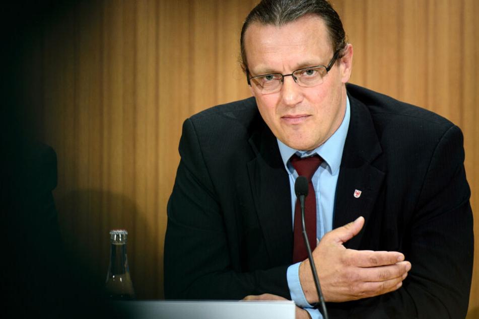 Steffen Königer ist im vergangenen November aus der AfD ausgetreten.