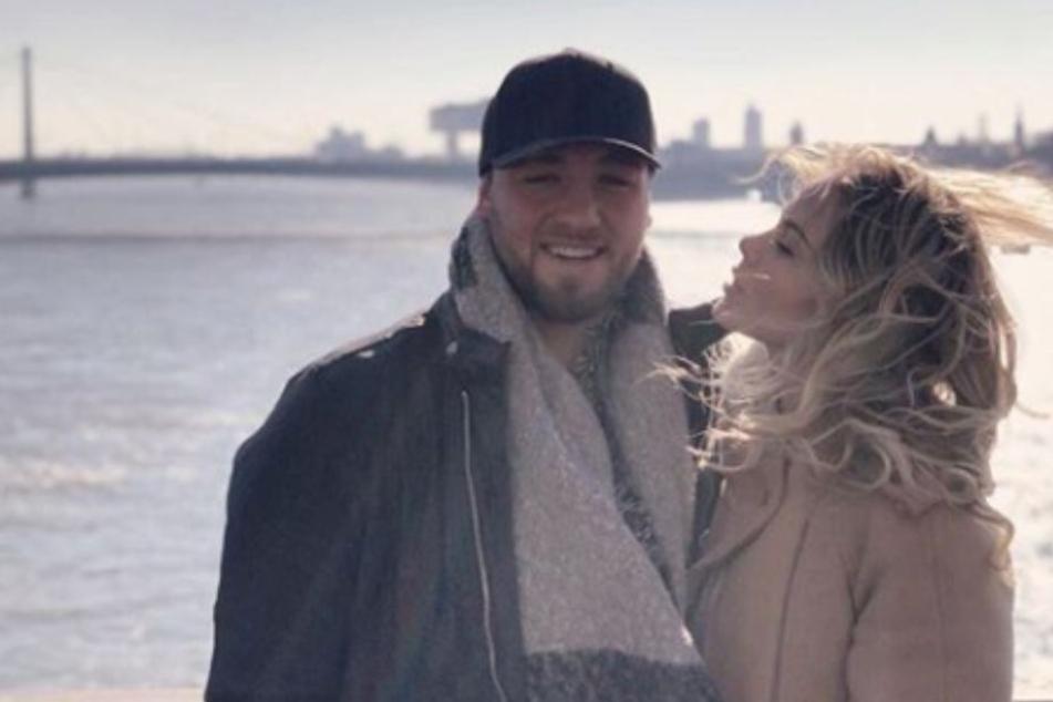 Bald zu Dritt: DSDS-Giulio und seine Nicole erwarten ein Baby
