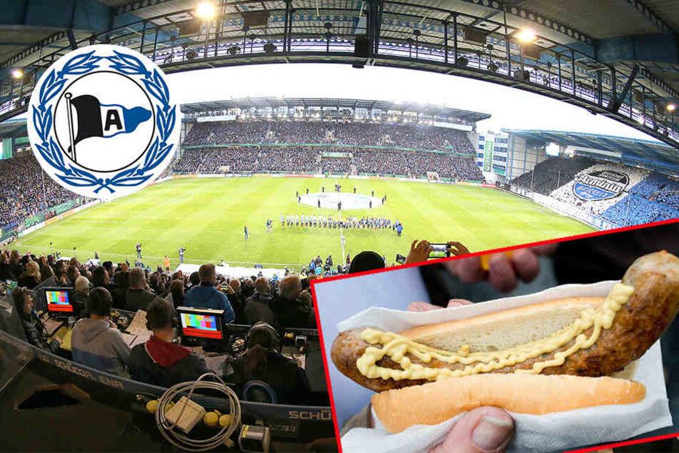 Ende einer Ära: Arminia Bielefeld wechselt Stadionwurst