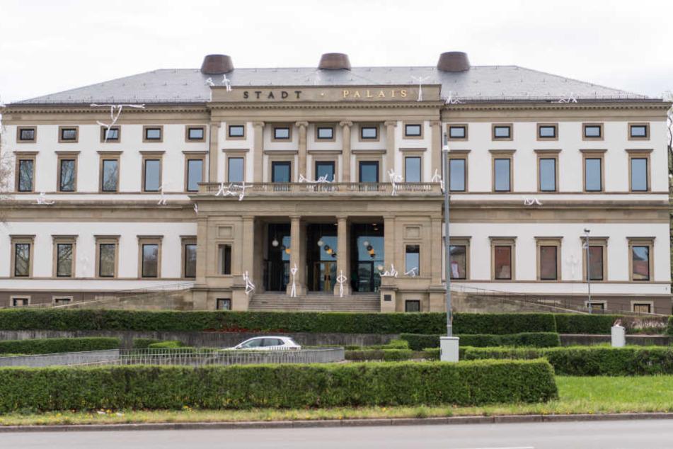 Das StadtPalais, das neue Stadtmuseum.