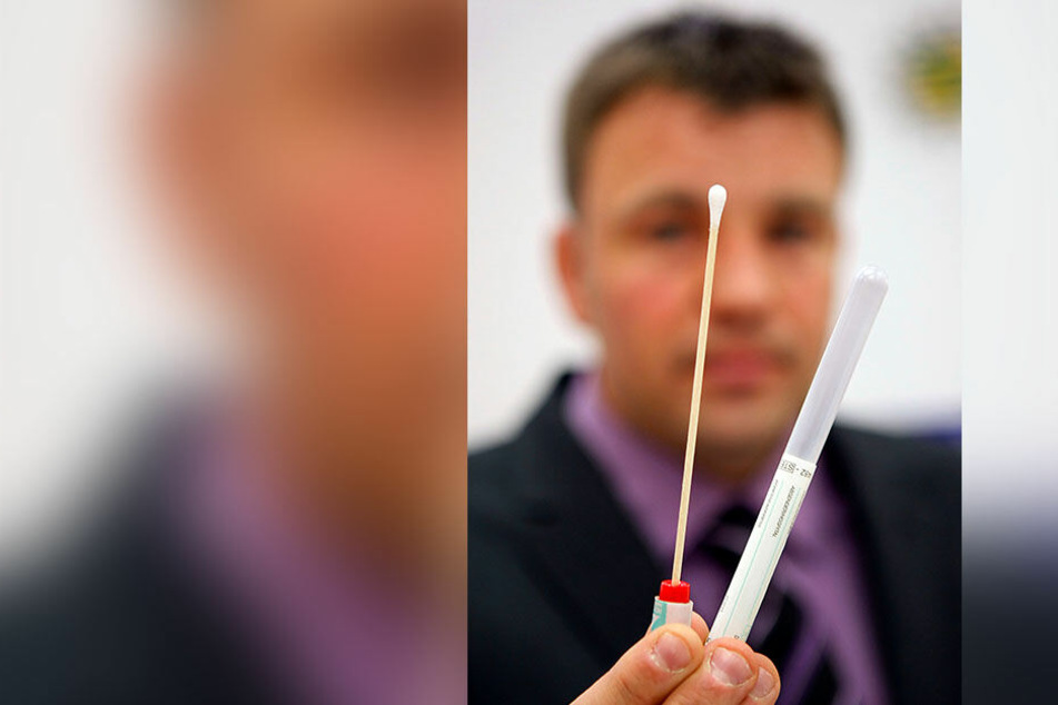 Die jüngst in Schwarzenberg an 320 Frauen durchgeführte Speichelprobe ergab keine Übereinstimmung mit dem DNA-Profil der Mutter.