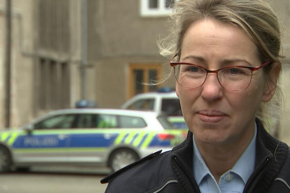 Polizeisprecherin Steffi Schwan vom Polizeirevier Mansfeld-Südharz kennt die Masche der Betrüger.