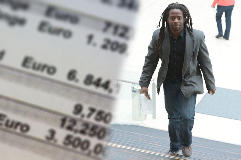 Wie groß sind Mola Adebisis Geldprobleme wirklich?