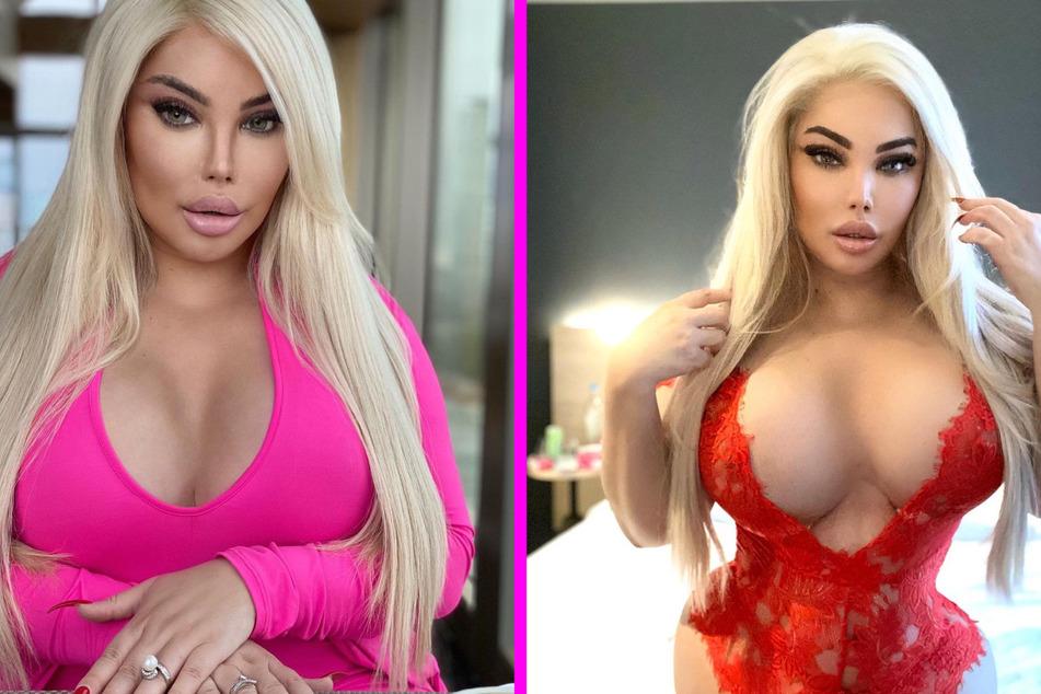 Jessica Alves (37) hat sich erst im Mai die Brüste vergrößern lassen. Jetzt soll ihr Magen um drei Viertel verkleinert werden, um Gewicht zu verlieren.