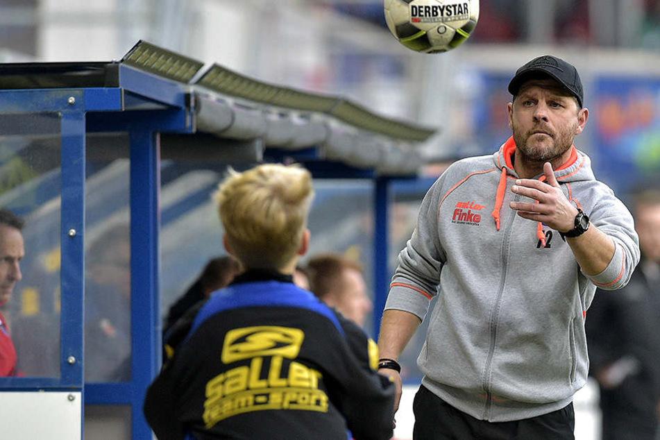 SCP-Trainer Steffen Baumgart (45) erwartet eine gut organisierte Mannschaft.
