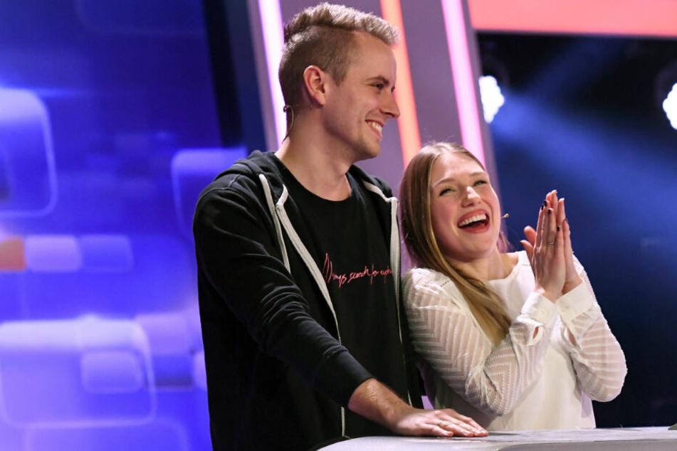 """So viel Geld haben YouTube-Stars Bibi und Julian bei """"Quizduell"""" abgesahnt"""