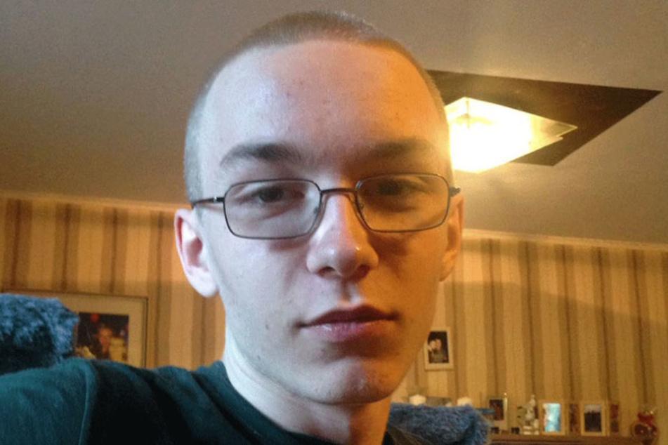 Marcel H. (19) hat gestanden, zwei Menschen mit insgesamt 100 Messerstichen getötet zu haben.