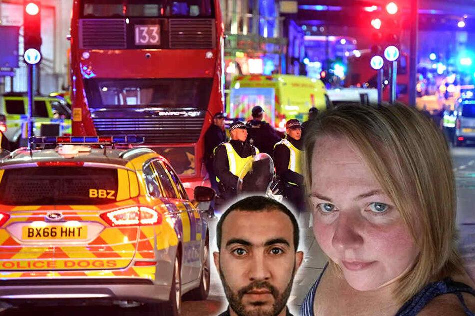 """Witwe des London-Terroristen: """"Mir wäre es am liebsten, er hätte mein Kind und mich getötet"""""""