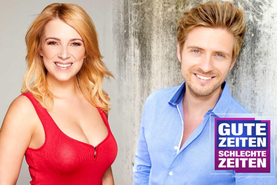 Werden Lilly und Philip bei GZSZ ein Paar? Dieser Post sorgt für Spekulationen!