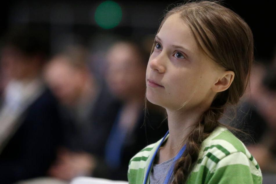 """Greta Thunberg (16) vom """"Time Magazine"""" zur Person des Jahres gekürt"""