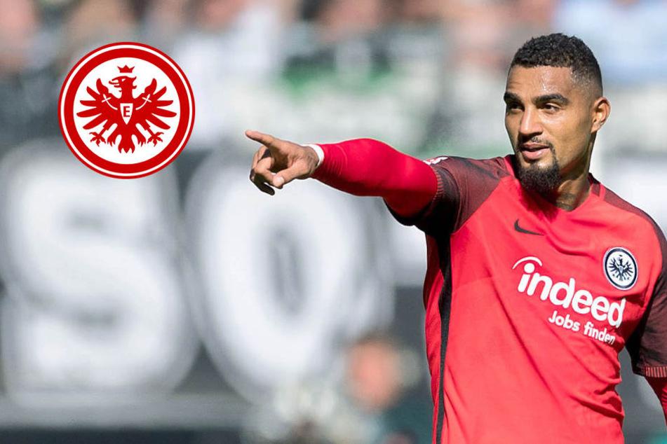 Eintracht-Leader Boateng mit Dreier-Versprechen gegen Augsburg