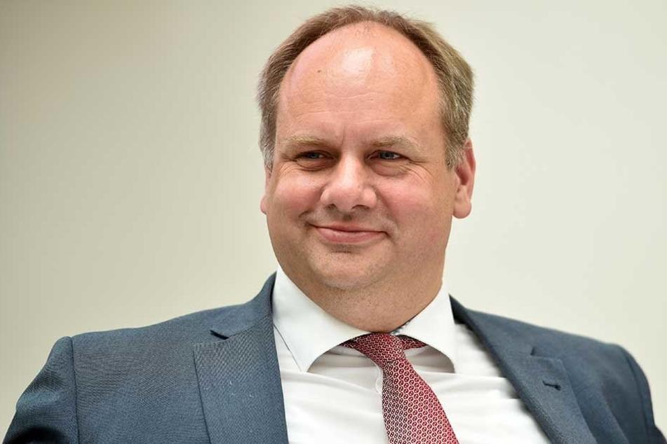 Oberbürgermeister Dirk Hilbert.
