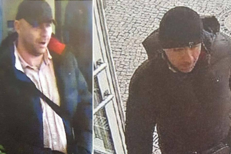 Über 100.000 Euro ergaunert! Polizei fahndet bundesweit nach Banken-Betrüger-Duo
