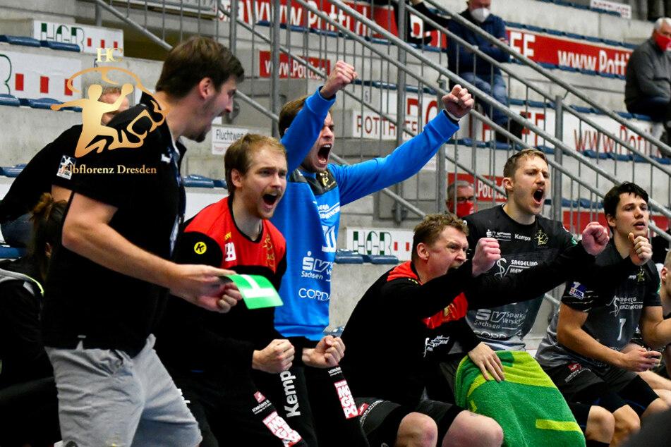 """HCE-Coach Göde: """"So wie in Hamm müssen wir uns weiter präsentieren"""""""