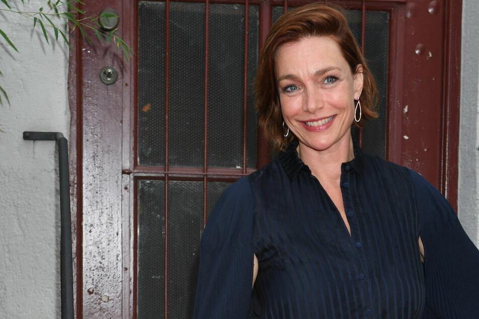 """Die Schauspielerin Aglaia Szyszkowitz (53) kommt zum """"Riverboat"""" - und hat einen neuen Film im Gepäck."""