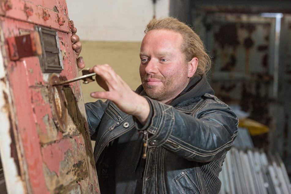 Für Ralph Schulz (38) haben Knasttüren eine persönliche Bedeutung.