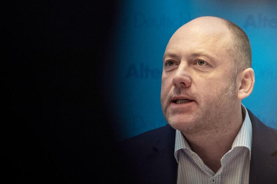 Zweiter Posten weg! AfD-Politiker Joachim Paul erneut abgewählt