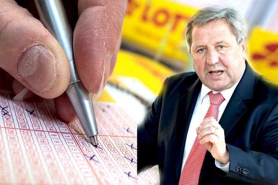 Experte befürchtet Kollaps des Lotto-Systems