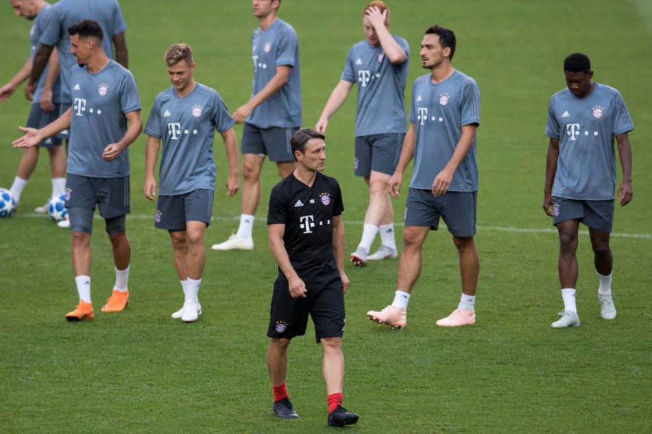 Der FC Bayern München startet in Lissabon in die Champions-League-Saison.