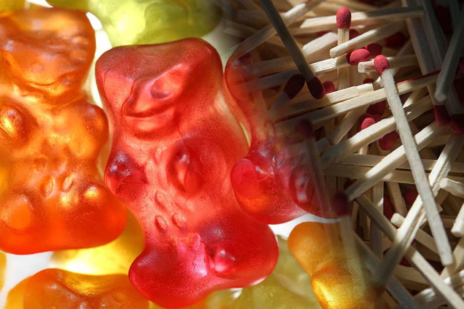 Wissenschaft geht seltsame Wege: Was haben Streichhölzer und Gummibärchen mit Cellulite zu tun?