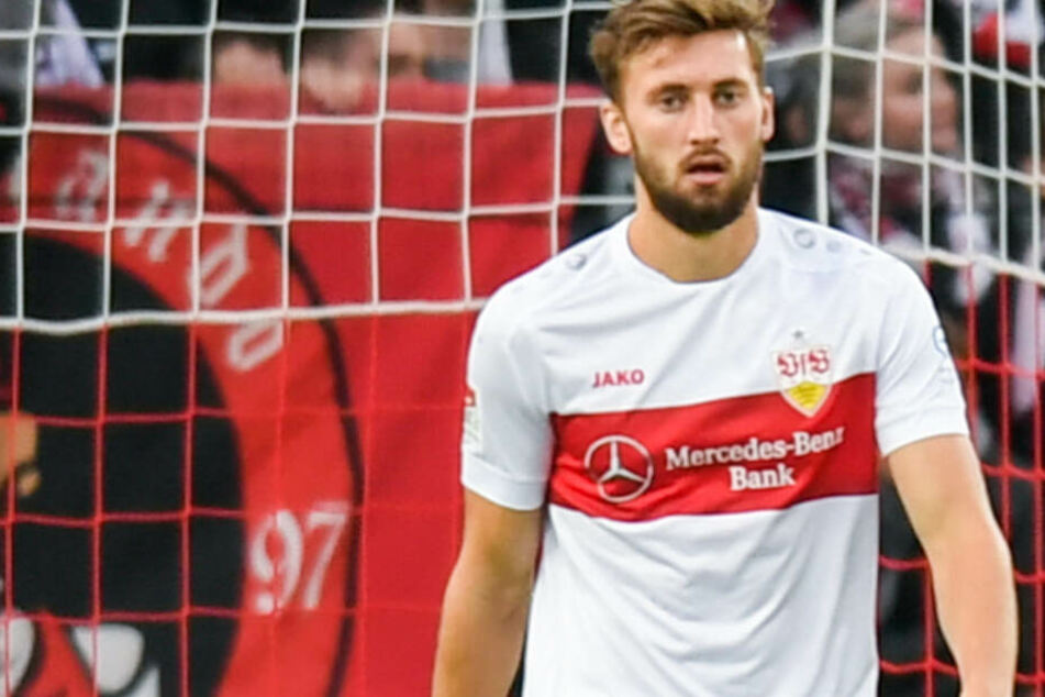 Verteidiger des VfB Stuttgart: Nathaniel Phillips.