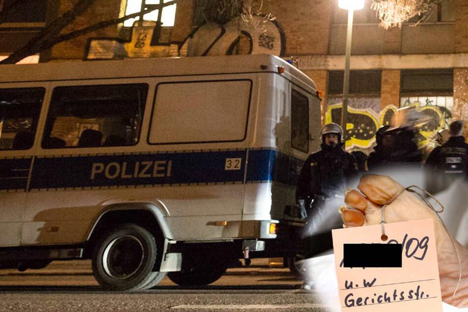 Zwei tote Männer in Arnstadt entdeckt