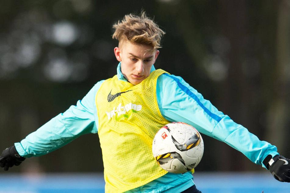 Sinan Kurt kam bei Hertha BSC nie zurecht und konnte auch in der zweiten Mannschaft der Berliner nicht überzeugen.