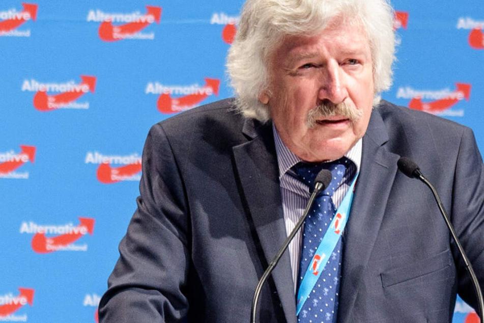 Rainer Rahn war bei der Landtagswahl in Hessen im vergangenen Jahr der Spitzenkandidat der AfD.
