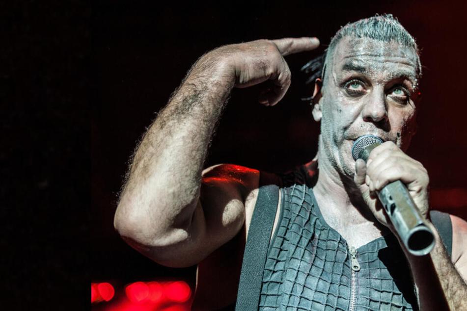 Wie Rammstein Sänger Till Lindemann die durchwachsenen Kritiken wohl aufnimmt? (Symbolbild)
