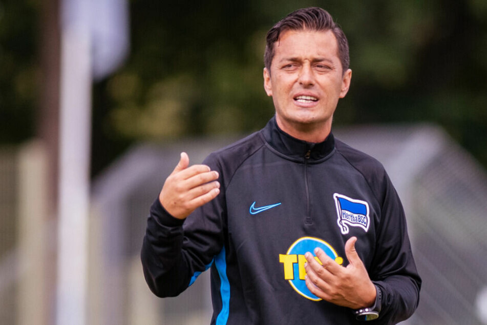 Ante Covic hat die neue Karten-Regelung für Trainer kritisiert.