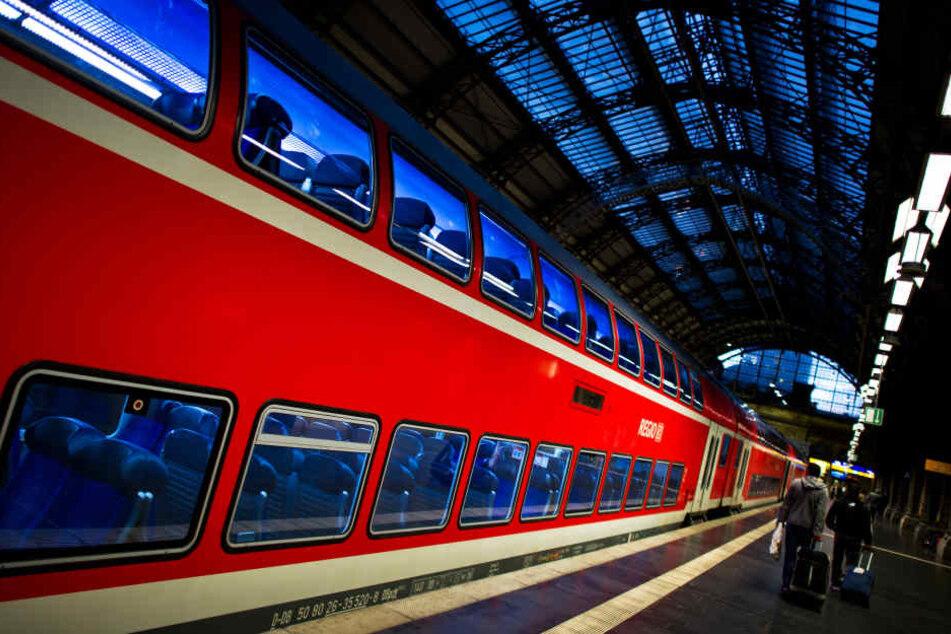 Zwischen Frankfurt und Darmstadt kam es zu erheblichen Verspätungen. (Symbolbild)