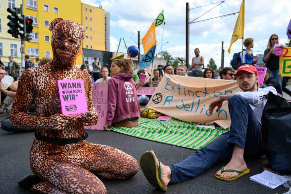 Berlin: Klima-Aktivisten wollen Berlin lahmlegen!